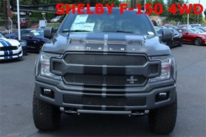 2019 Ford F-150 SHELBY F-150