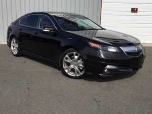 2013 Acura TL SH-AWD Advance Package